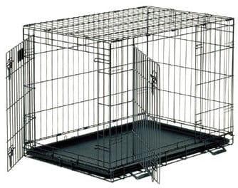 8850MidWest Life Stages Klatka dla psa 80x57x60cm [1630DD]-1