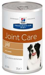 Hill's Prescription Diet j/d Canine puszka 370g