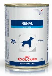 Royal Canin Veterinary Diet Canine Renal Special puszka 410g