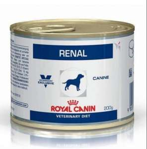 Royal Canin Veterinary Diet Canine Renal puszka 200g