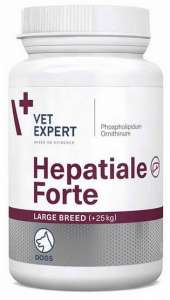 Hepatiale Forte Large Breed (duże psy) 40 tabl.