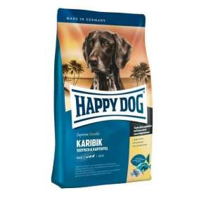 Sucha karma dla seniora Happy Dog 4kg Karibik
