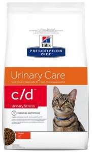 Hill's Prescription Diet c/d Feline Urinary Stress 1,5kg