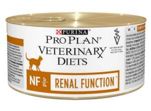 Purina Veterinary Diets Renal Function NF Feline puszka 195g