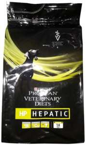 Purina Veterinary Diets Hepatic HP Canine 3kg