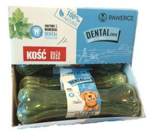 Pawerce Dental Bone Large Breeds display 12x115g