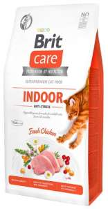 Brit Care Cat Grain Free Indoor Anti-Stress 2kg