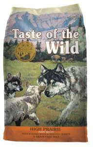 Karma bezzbożowa Taste of the Wild High Prairie Puppy 6kg