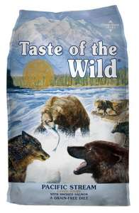 Taste of the Wild Pacific Stream Canine z mięsem z łososia 2kg