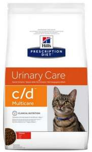 Hill's Prescription Diet c/d Feline z Kurczakiem 400g