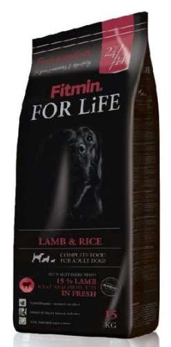 6587Fitmin Dog For Life Adult Lamb & rice 3kg-1
