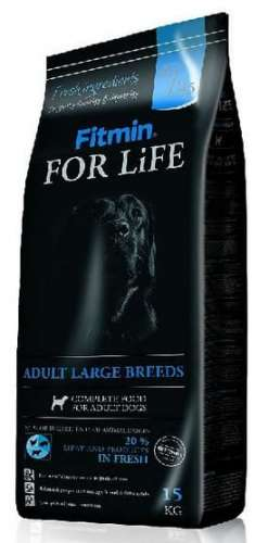6704Fitmin Dog For Life Adult Large Breed 3kg-1