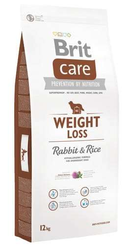 6739Brit Care New Weight Loss Rabbit & Rice 12kg-1