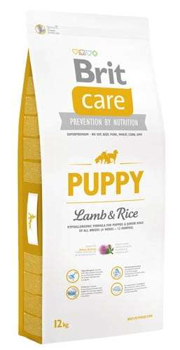 6740Brit Care New Puppy Lamb & Rice 12kg-1