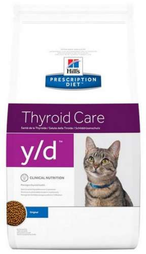 6933Hill's Prescription Diet y/d Feline 1,5kg-1