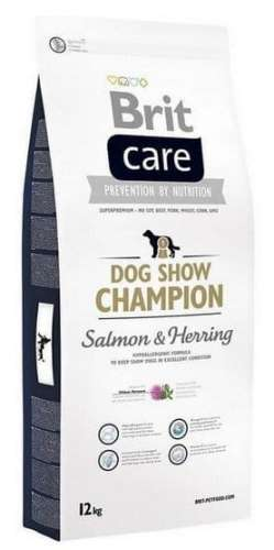 6966Brit Care New Dog Show Champion 12kg-1