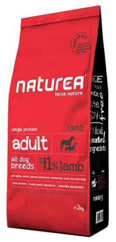7224Naturea Dog Naturals Adult Jagnięcina 12kg-1