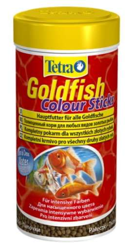 7352Tetra Goldfish Colour Sticks 100ml-1