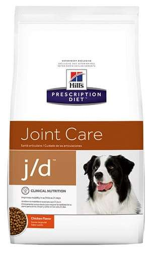 7434Hill's Prescription Diet j/d Canine 2kg-1