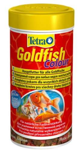 7491Tetra Goldfish Gold Colour 250ml-1