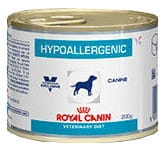 7541Royal Canin Veterinary Diet Canine Hypoallergenic puszka 200g-1