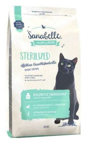 7665Sanabelle Sterilized 400g-1