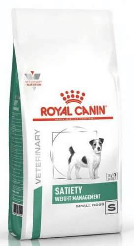 13598Royal Canin Veterinary Diet Canine Satiety Small Dog 500g-1