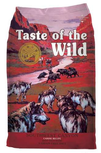 5140Taste of the Wild Southwest Canyon 2kg-1