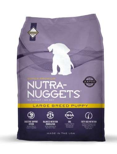 5231Nutra Nuggets Puppy Large Breed Dog 15kg-1