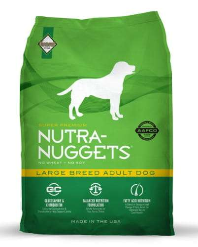5233Nutra Nuggets Adult Large Breed Dog 15kg-1