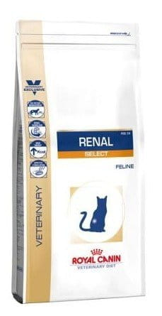 5291Royal Canin Veterinary Diet Feline Renal Select 4kg-1