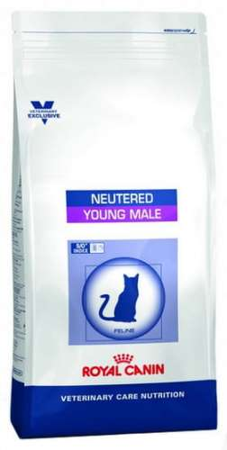 5421Royal Canin Veterinary Care Nutrition Neutered Young Male 3,5kg-1