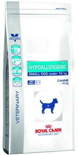 5686Royal Canin Veterinary Diet Canine Hypoallergenic Small HSD24 3,5kg-1