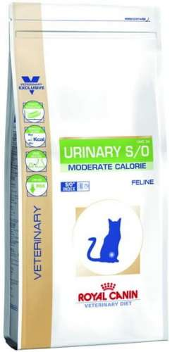 5687Royal Canin Veterinary Diet Feline Urinary S/O Moderate Calorie UMC34 3,5kg-1