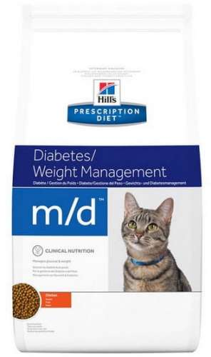 5991Hill's Prescription Diet m/d Feline 1.5kg-1