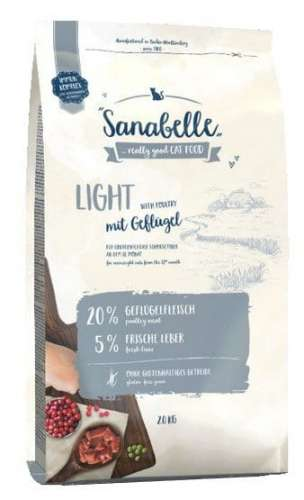 6112Sanabelle Adult Light 10kg-1