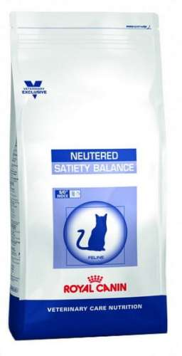 6141Royal Canin Veterinary Care Nutrition Neutered Satiety Balance 8kg-1