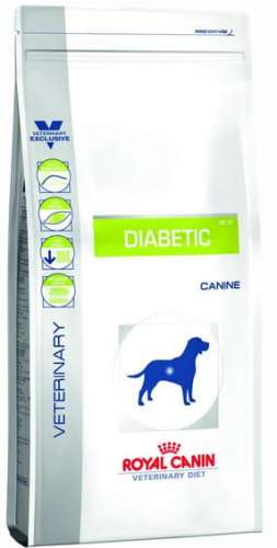 6168Royal Canin Veterinary Diet Canine Diabetic DS37 12kg-1