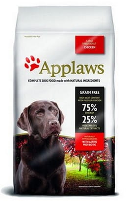 6418Applaws Adult Dog Large Breed Kurczak 2kg-1