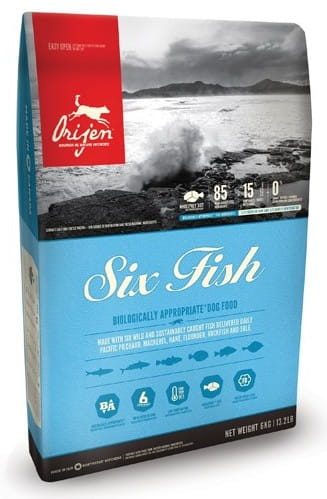 6422Orijen Adult 6 Fresh Fish 340g-1